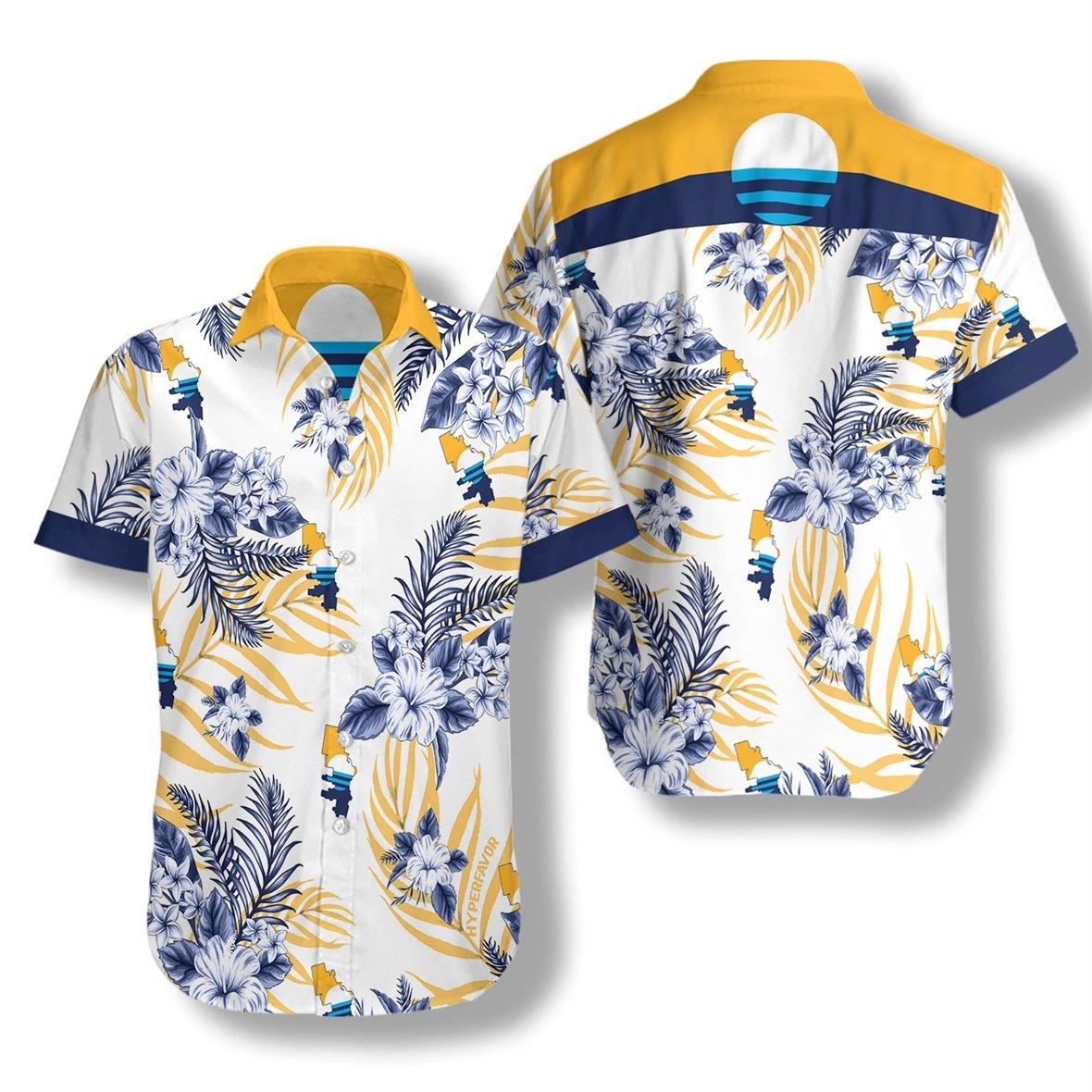 Milwaukee Proud Hawaiian Shirt1