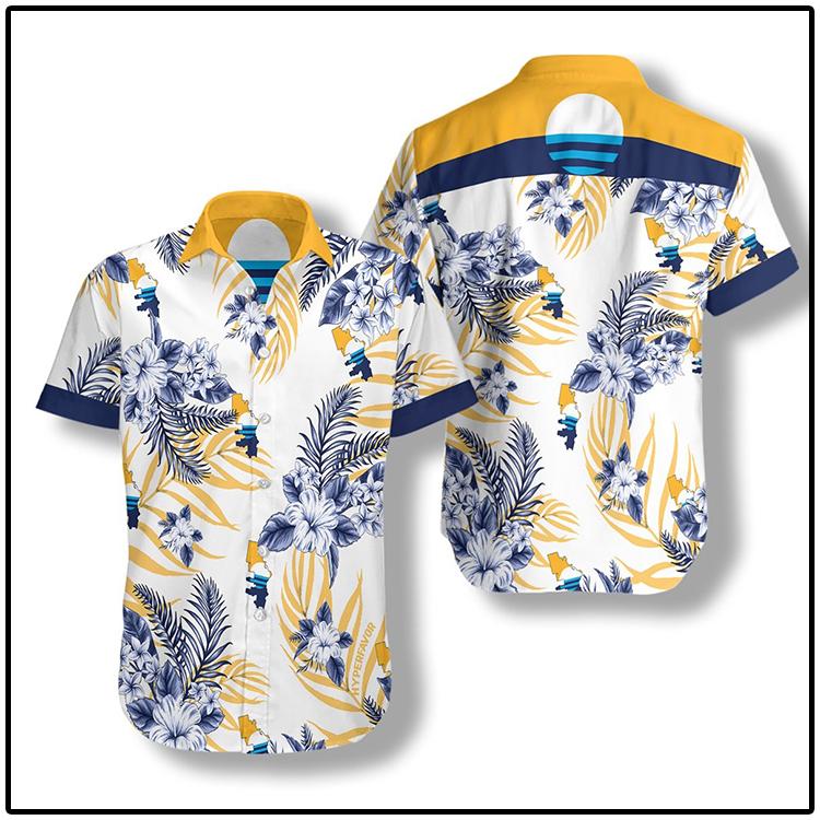 Milwaukee Proud Hawaiian Shirt2