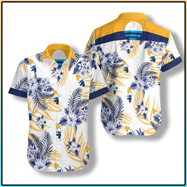 Milwaukee Proud Hawaiian Shirt3