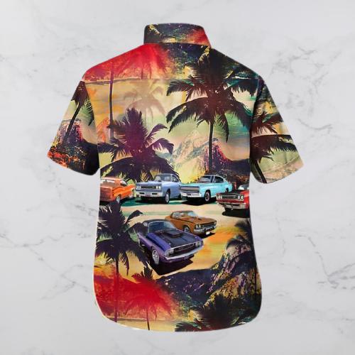 Mo par Hawaii Shirt and Shorts3