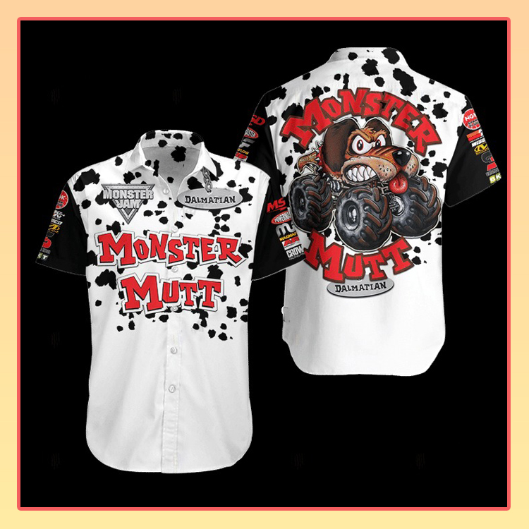 Monster Mutt Hawaiian Shirt2