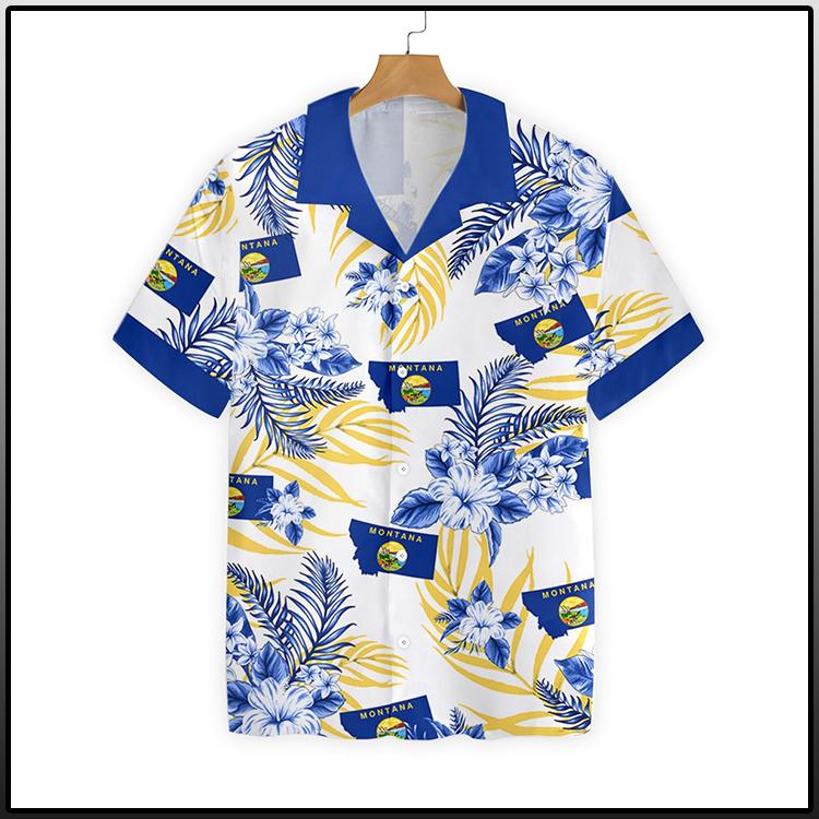 Montana Proud Hawaiian Shirt3 1