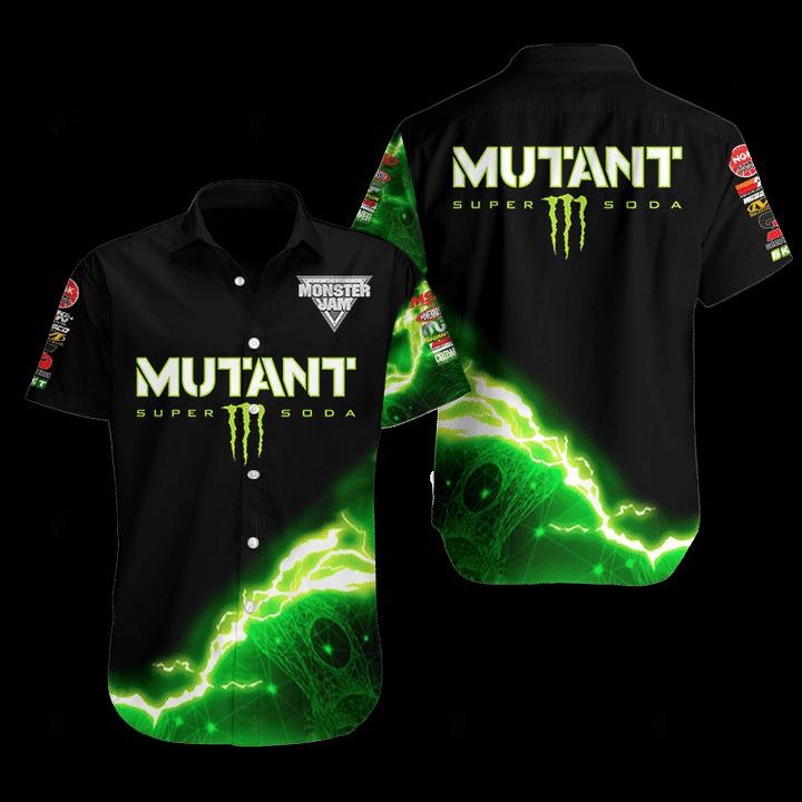 Mutant Hawaiian Shirt