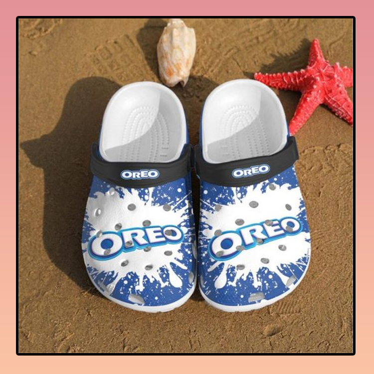 Oreo croc crocband shoes 3