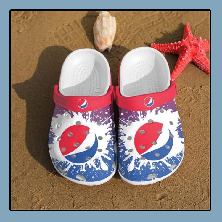 Pepsi croc crocband shoes4