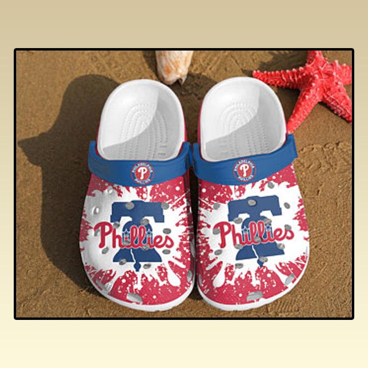 Philadelphia Phillies croc crocband shoes3