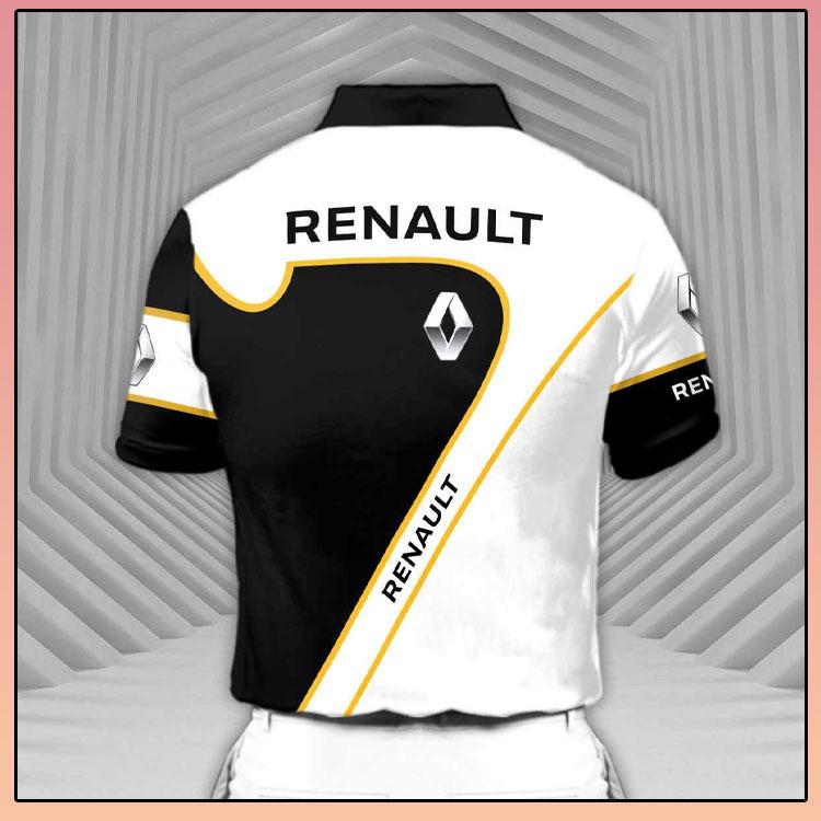 Renault Rcv1 Short Sleeve Polo Shirt5