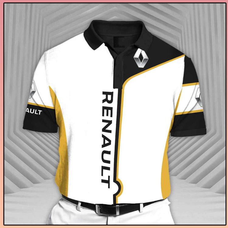 Renault Rcv1 Short Sleeve Polo Shirt6