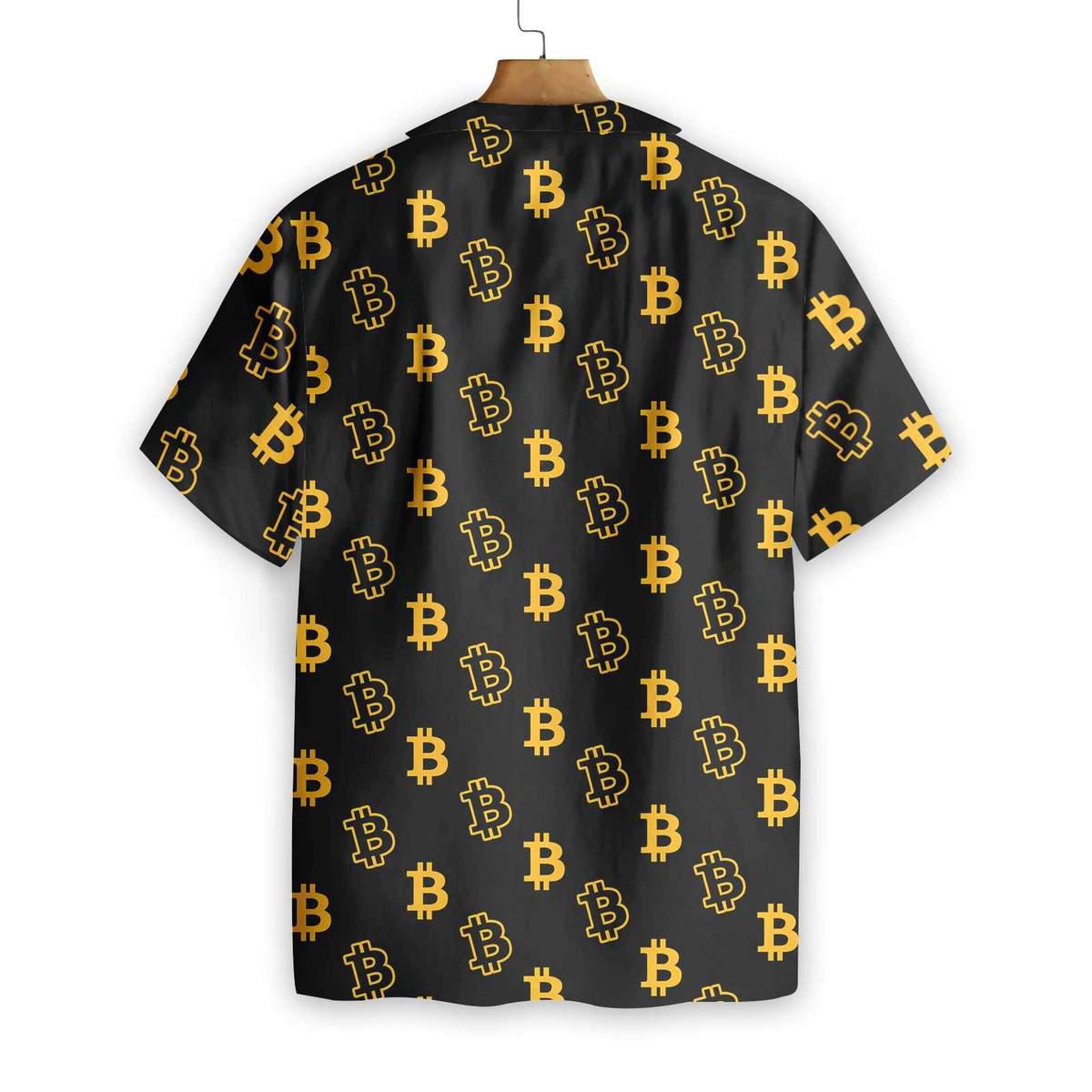 Seamless Bitcoin Hawaiian Shirt2