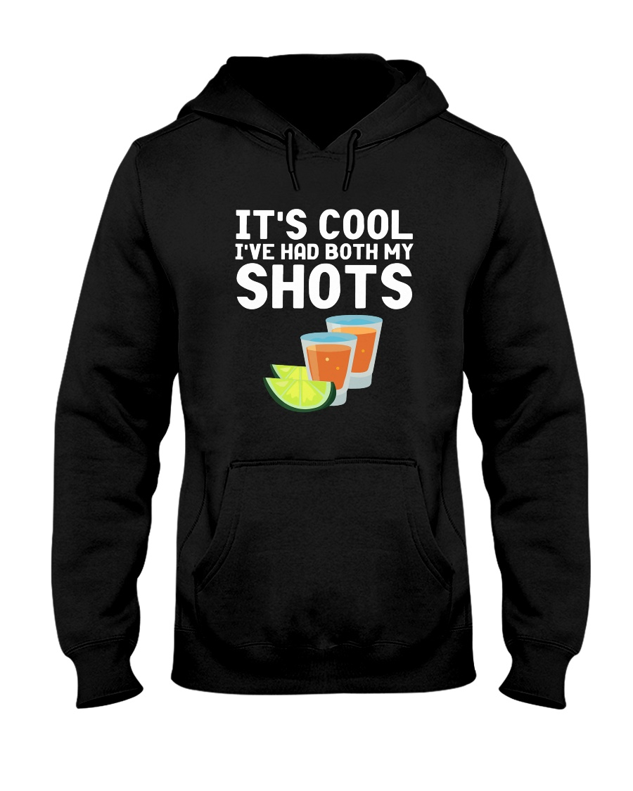 Tequilla Juice Its Cool Ive Had Both My Shots Shirt1