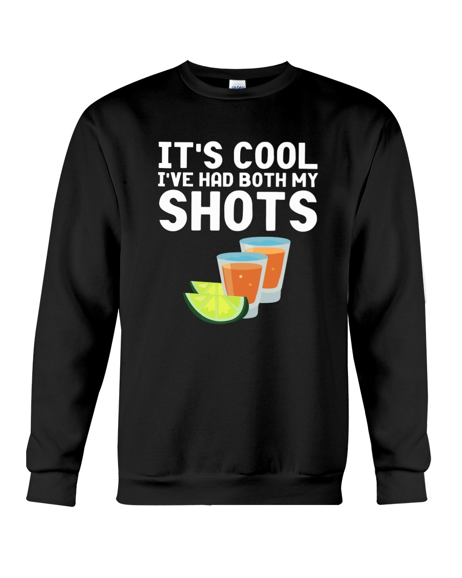 Tequilla Juice Its Cool Ive Had Both My Shots Shirt2