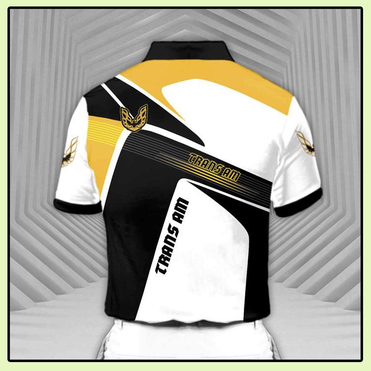 Trans Ams Series Short Sleeve Polo T Shirt6