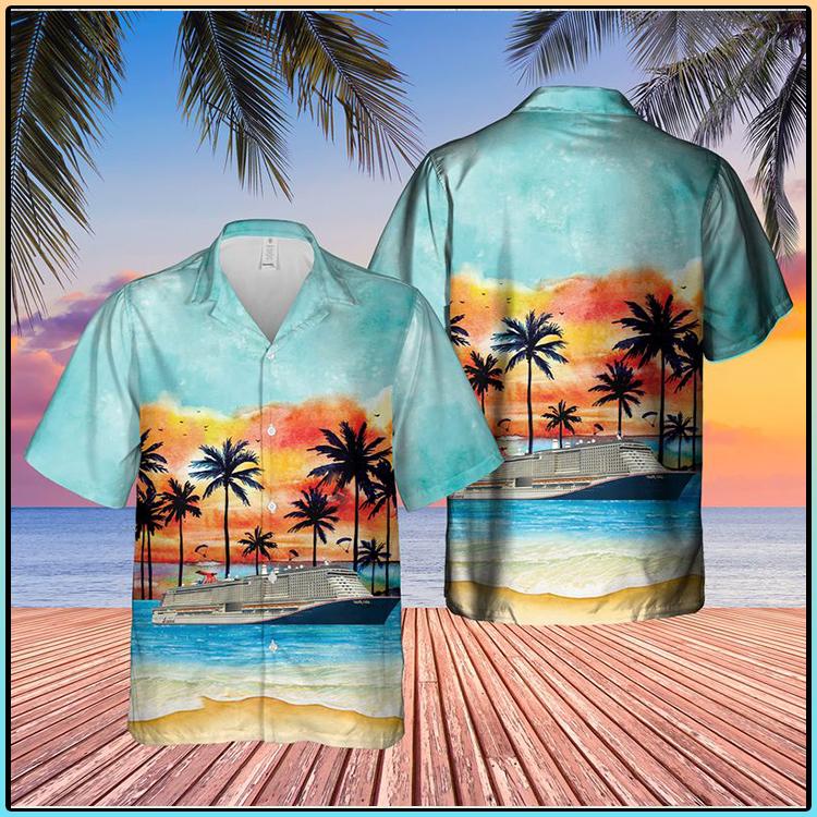 US Cruise Mardi Gras Hawaiian Shirt1