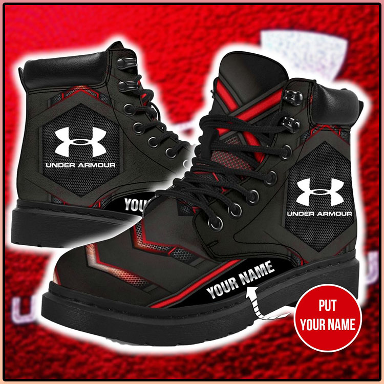 Under Armour Boots3