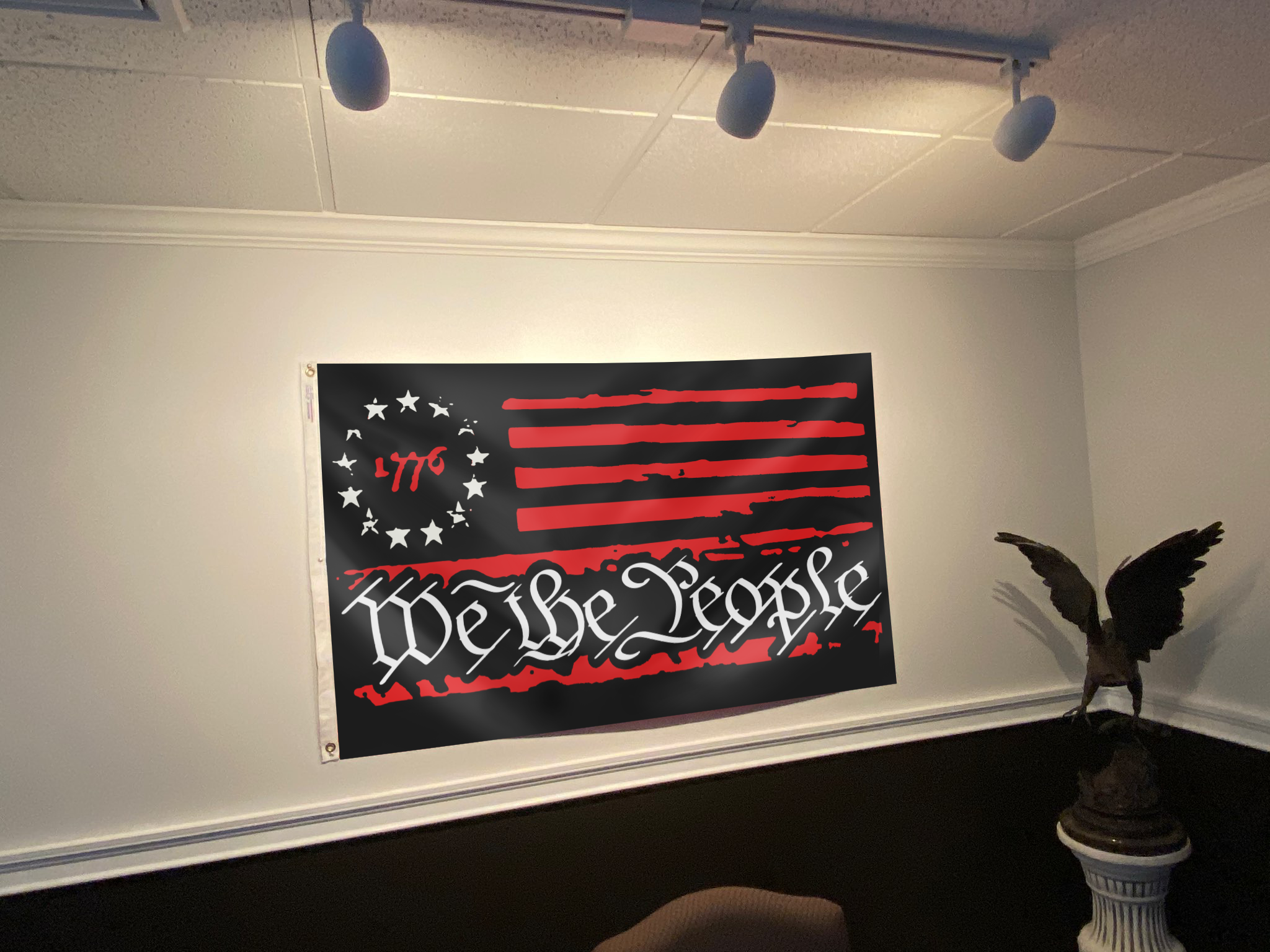 We The People 1776 flag 1