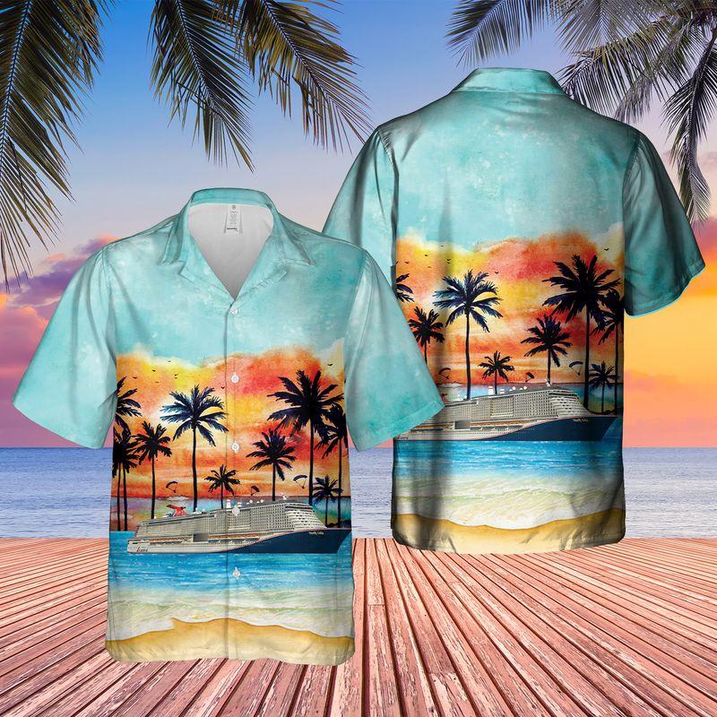 12 US Cruise Mardi Gras Hawaiian Shirt 1 1