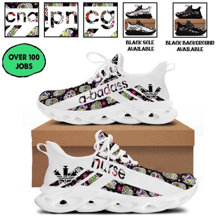A badass Nurse max soul clunky sneaker