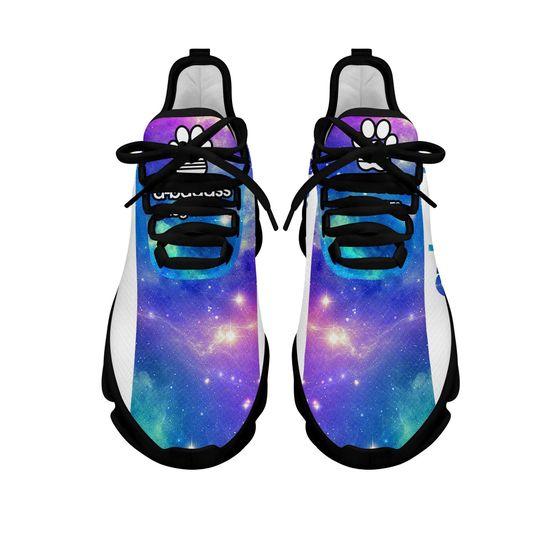 Adidas a badass dog mom Clunky max soul Sneaker5