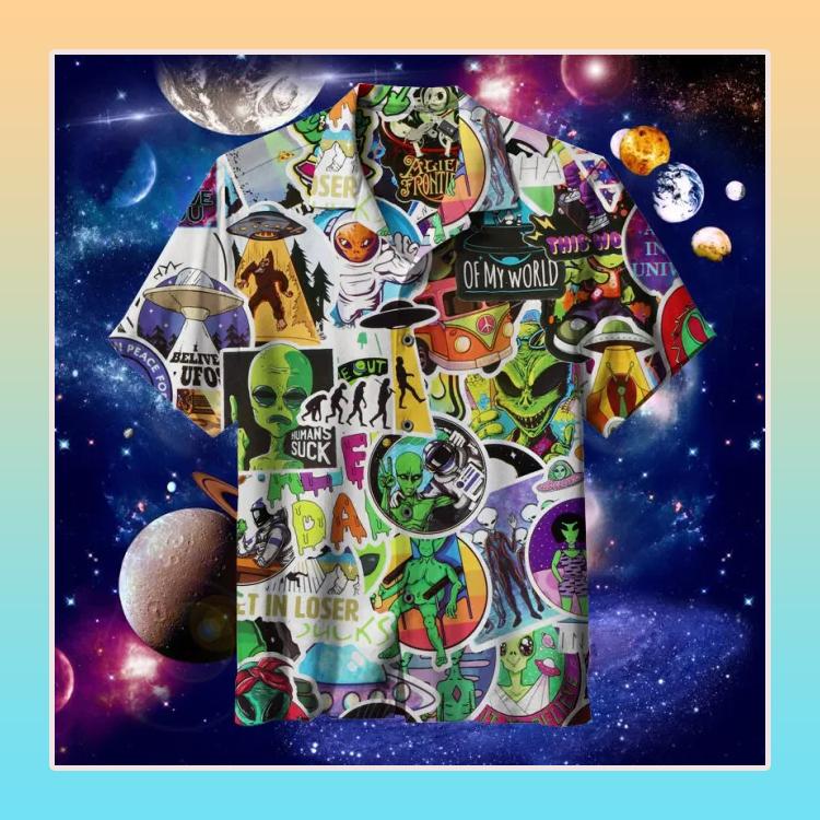 Alien Commemorative Hawaiian Shirt1