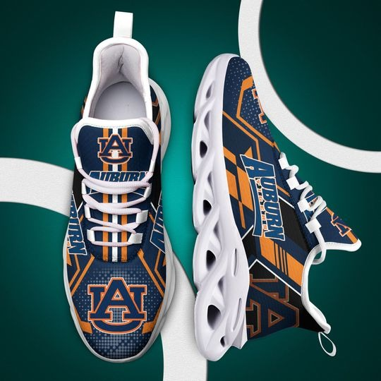 Auburn tigers max soul clunky shoes3