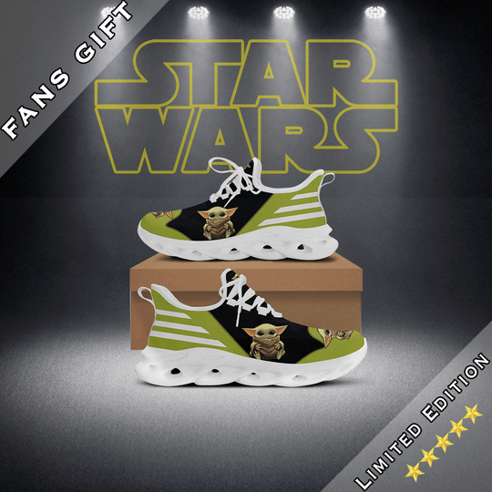 Baby Yoda max soul clunky Sneaker