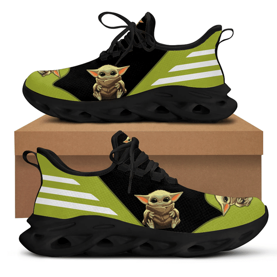 Baby Yoda max soul clunky Sneaker2