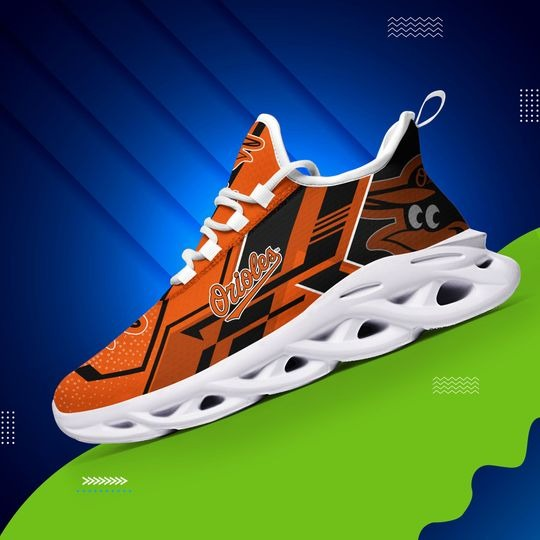 Baltimore orioles mlb max soul clunky shoes