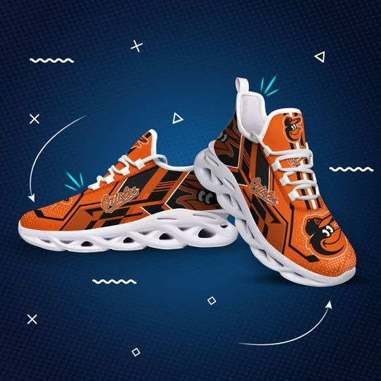 Baltimore orioles mlb max soul clunky shoes1