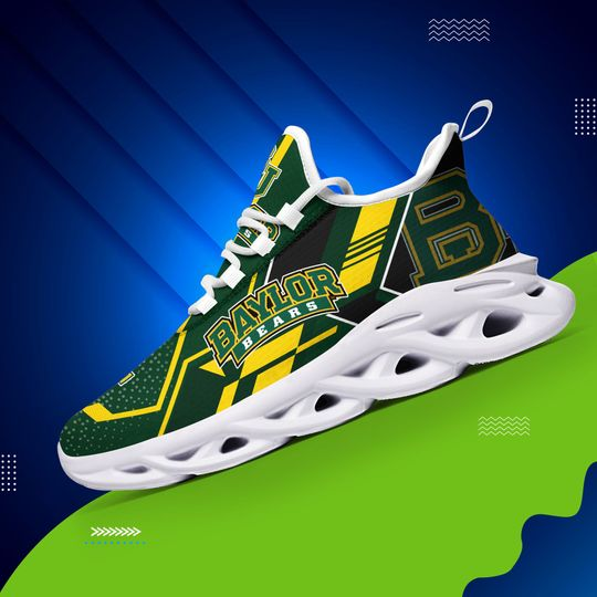 Baylor bears max soul clunky shoes