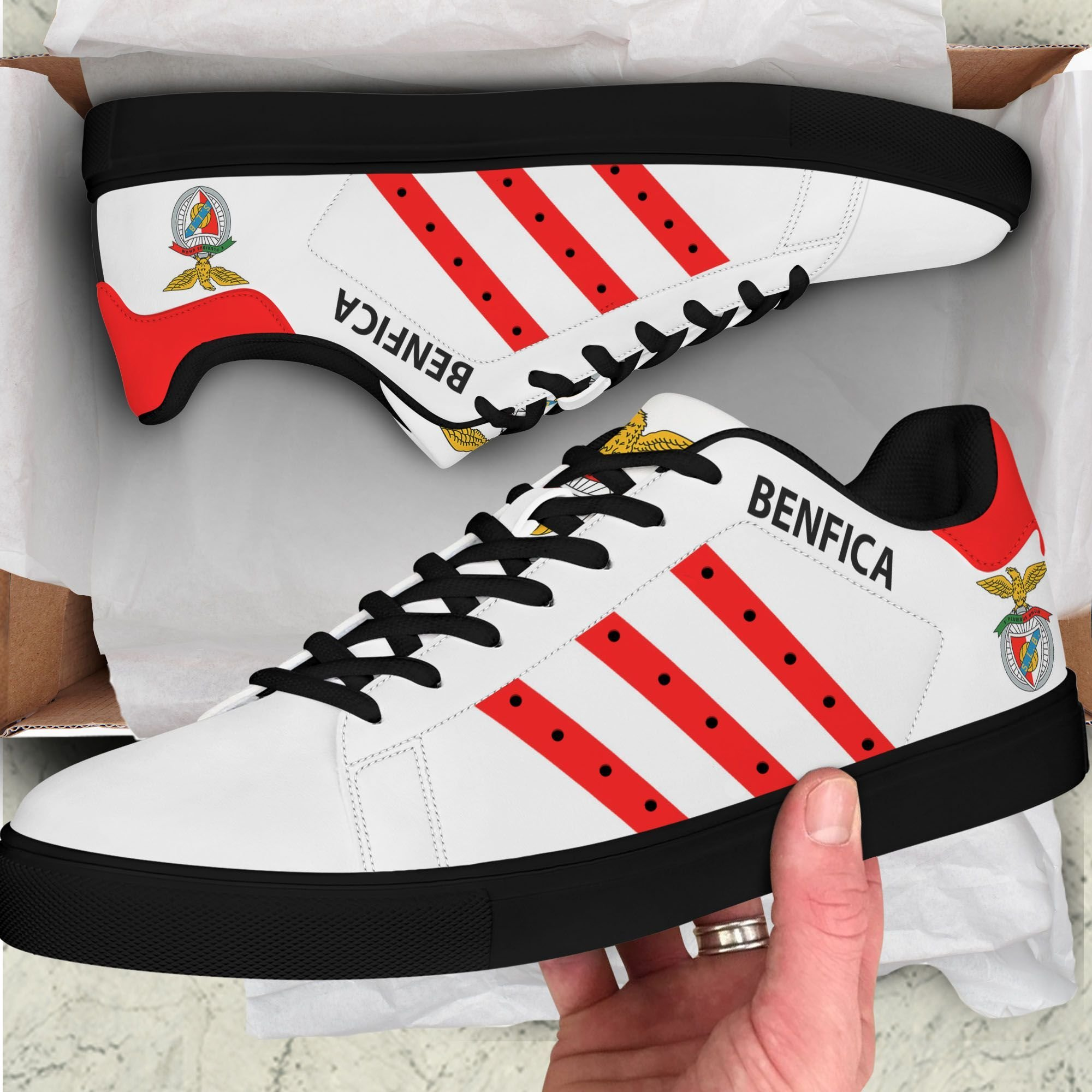 Benfica Stan Smith Shoes