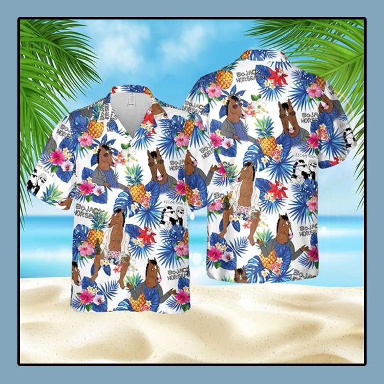 Bojack horseman Hawaiian Shirt3 1