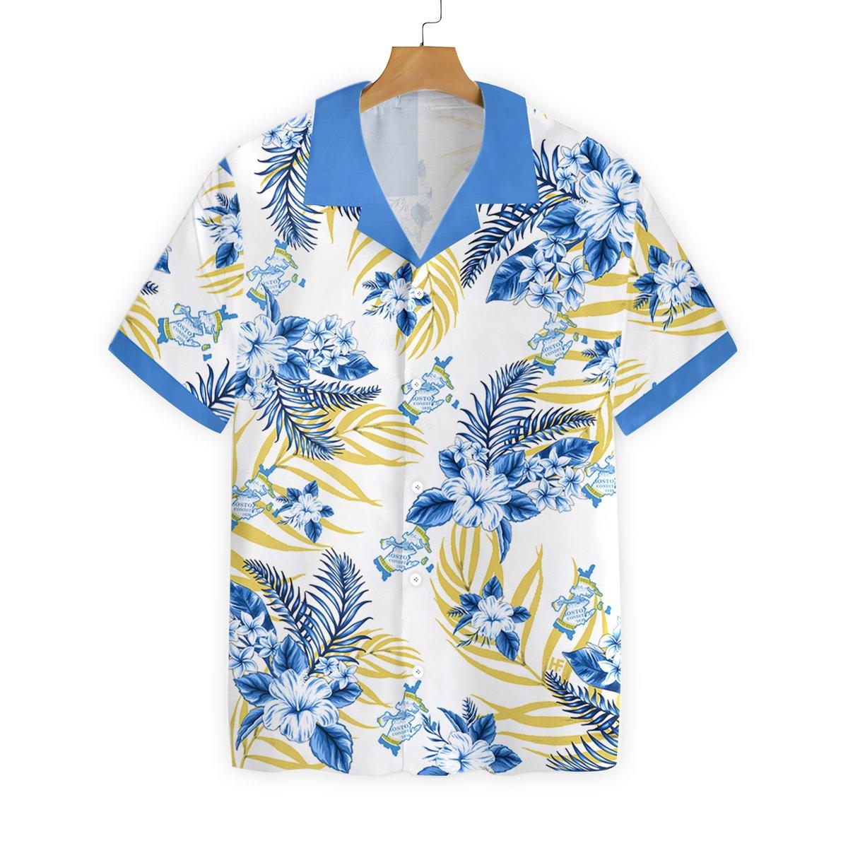TOP HOT HAWAIIAN SHIRT FOR MEN 18