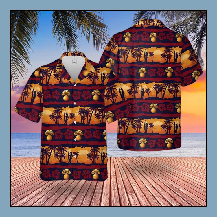 British Army Grenadier Guards Hawaiian Shirt4