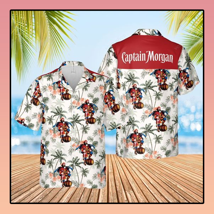Captian morgan Hawaiian Shirt3 1