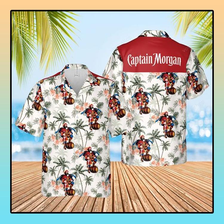 Captian morgan Hawaiian Shirt4 1