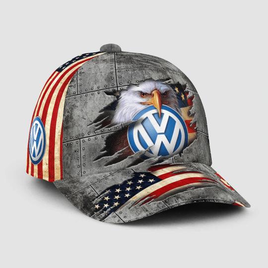 Eagle America Volkswagen Car Cap