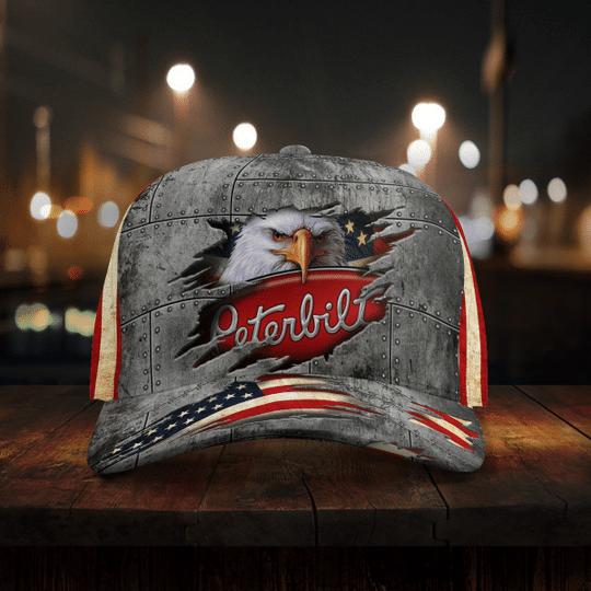 Eagle America truck peterbilt cap4