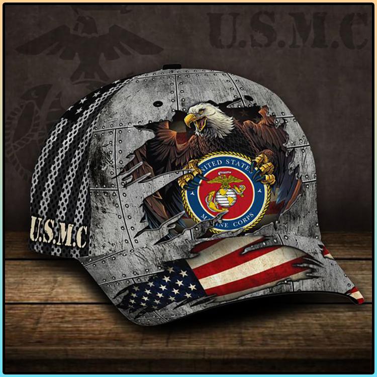 Eagle United states Marine corps cap 1