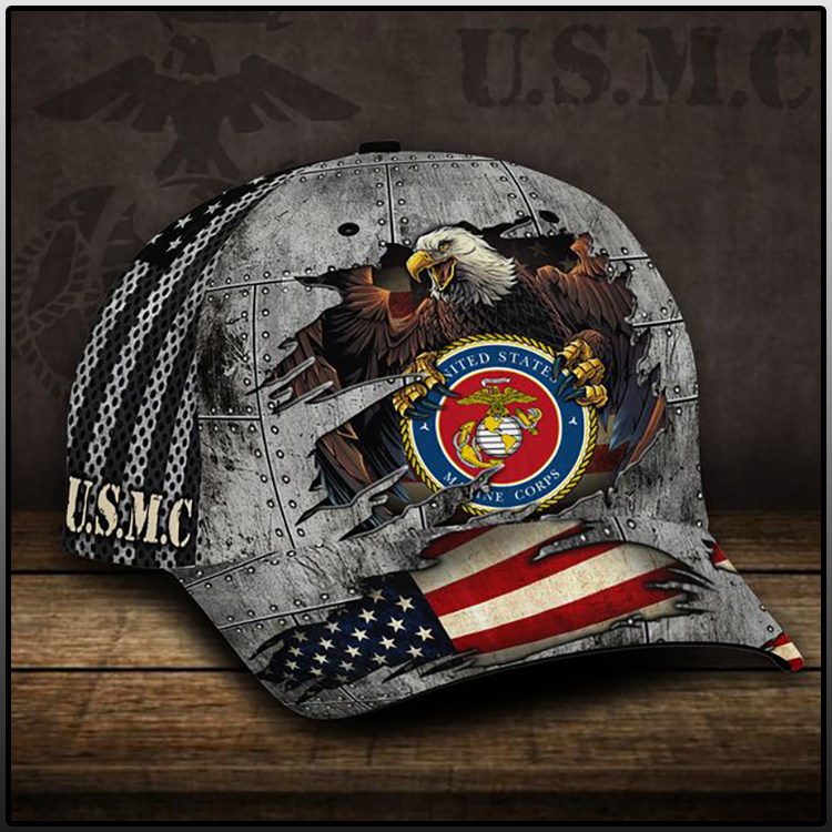 Eagle United states Marine corps cap 2