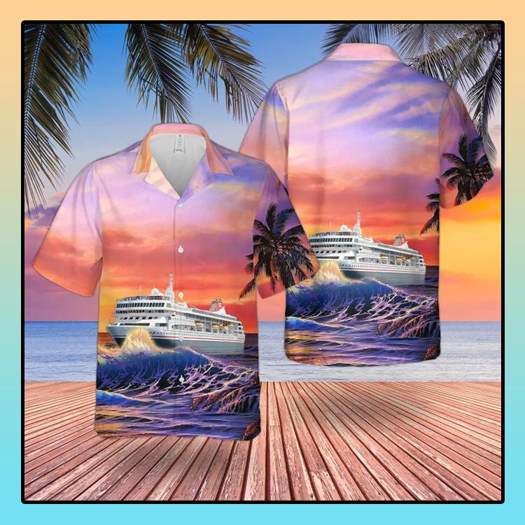 Fred olsen cruise lines MS braemar hawaiian4