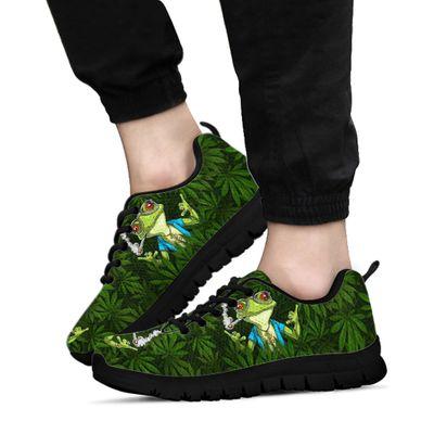 Frog weed style sneakers1