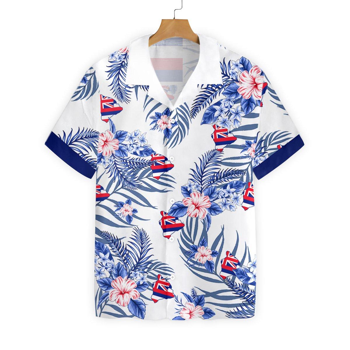 TOP HOT HAWAIIAN SHIRT FOR MEN 14