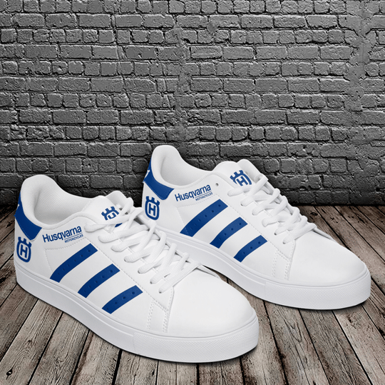 Husqvarna motorcycles stan Smith Shoes2