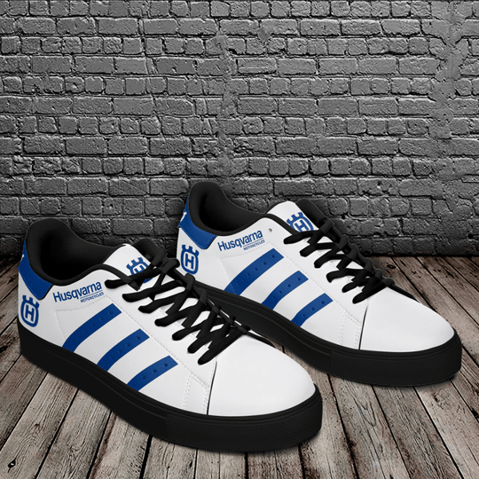 Husqvarna motorcycles stan Smith Shoes3