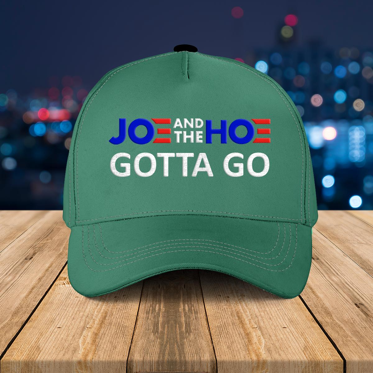 Joe and the Hoe gotta go cap1