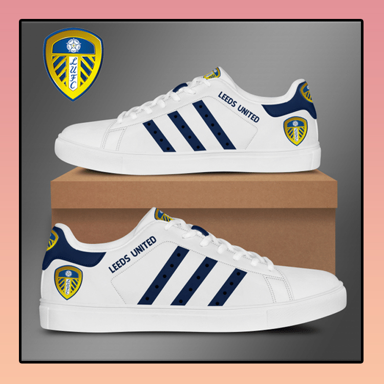 Leeds United FC Smith Shoes4