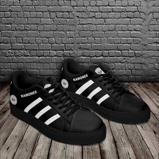 Ramones stan smith shoes3