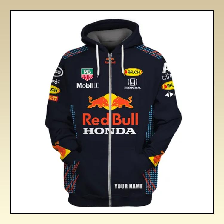 Red Bull Mobil1 Honda 3d all print hoodie shirt2