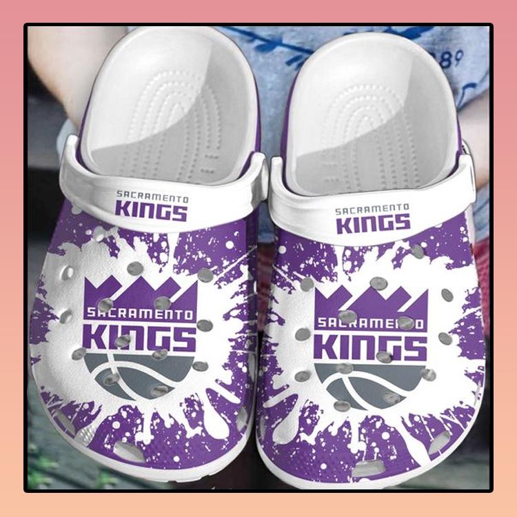 Sacramento Kings crocs log crocband3
