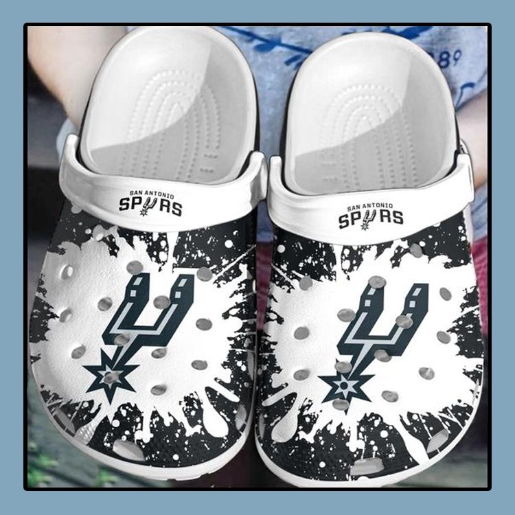 San Antonio Spurs crocs log crocband4